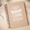 Cuaderno de la marca Mr. Wonderful