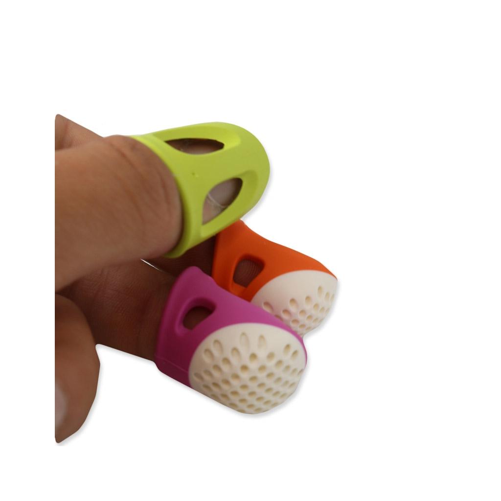 Protector de dedo para acolchado de plástico ajustable Prym ...