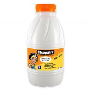 Pegamento Blanco Especial Cléopâtre Para Hacer Slime Y Actividades