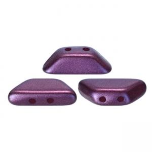 Tinos® 4x10mm 10g Les perles par Puca® : DIY Pastel Bordeaux