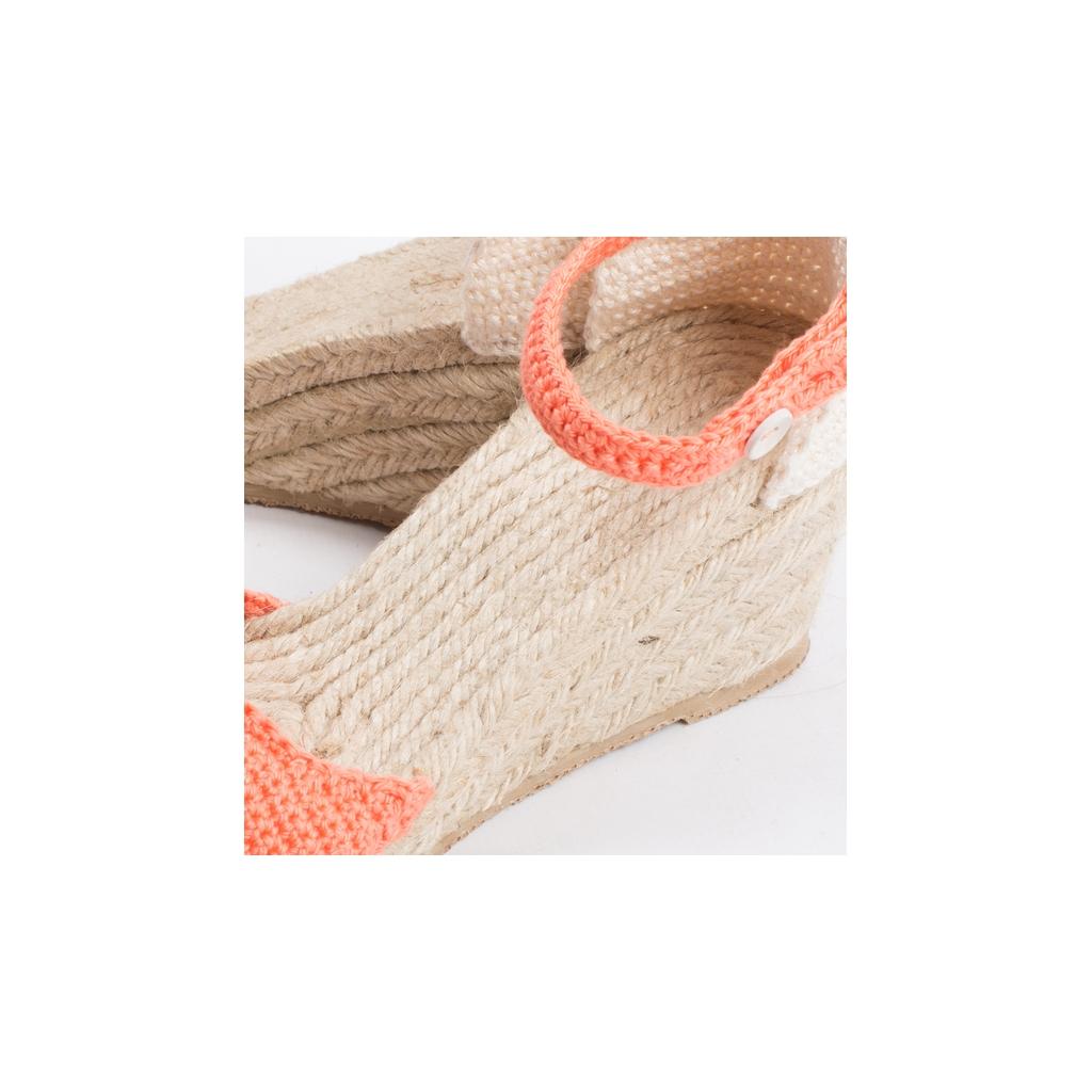 Zapatos de cuña con suela de esparto Phildar a personalizar Talla 37 ...