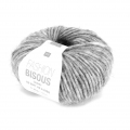 Lana Fashion Bisous Chunky - As soft as a kiss - Gris chiné 004 x 50g