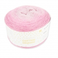 Creativo Cotton Dégradé  - Rose 003 x 200g