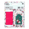 Surtido de etiquetas para regalos Paper Poetry Magical Christmas x30