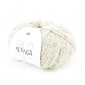Lana Luxury Alpaca Superfina Aran - Color Crema n°001 x 50g